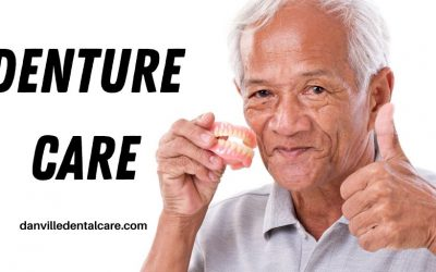 How to Take Care of Your Dentures