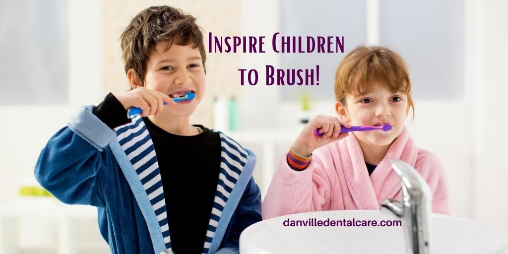 5 Ways to Inspire Your Children to Brush Their Teeth