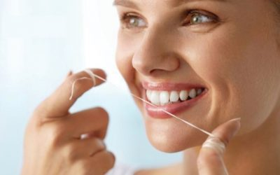 Be Your Teeth's Ultimate Flossing Boss